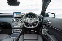 Mercedes A-Class front interior
