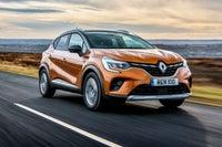 Renault Captur Review 2021: Front View