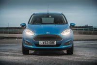 Ford Fiesta Front
