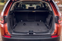 Land Rover Discovery Sport boot open