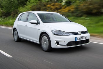 Picture of Volkswagen e-Golf