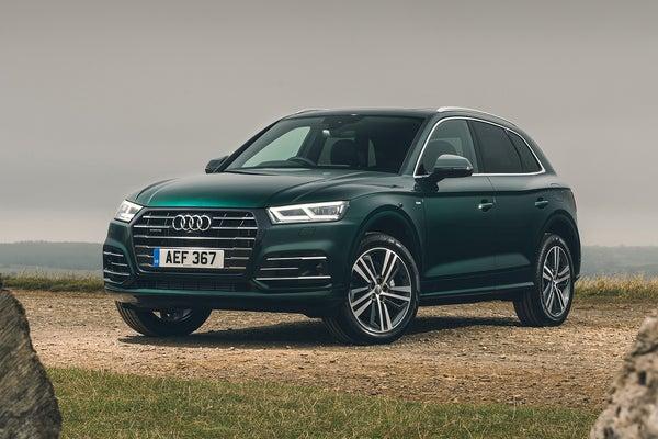 Audi Q5 Exterior Front