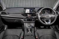 Hyundai i30 Fastback interior