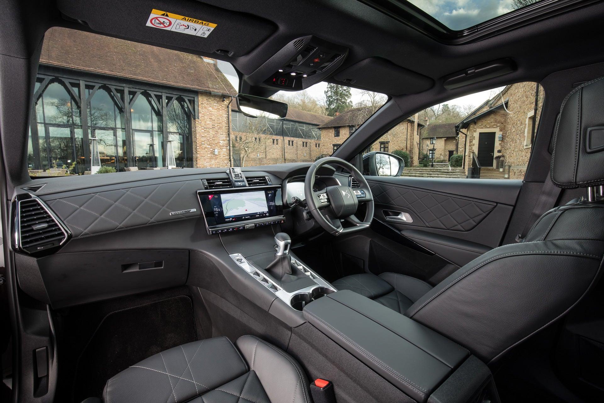 DS7 Crossback Interior