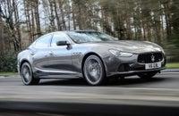 Maserati Ghibli frontright exterior