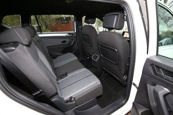 SEAT Tarraco Back Car Seats