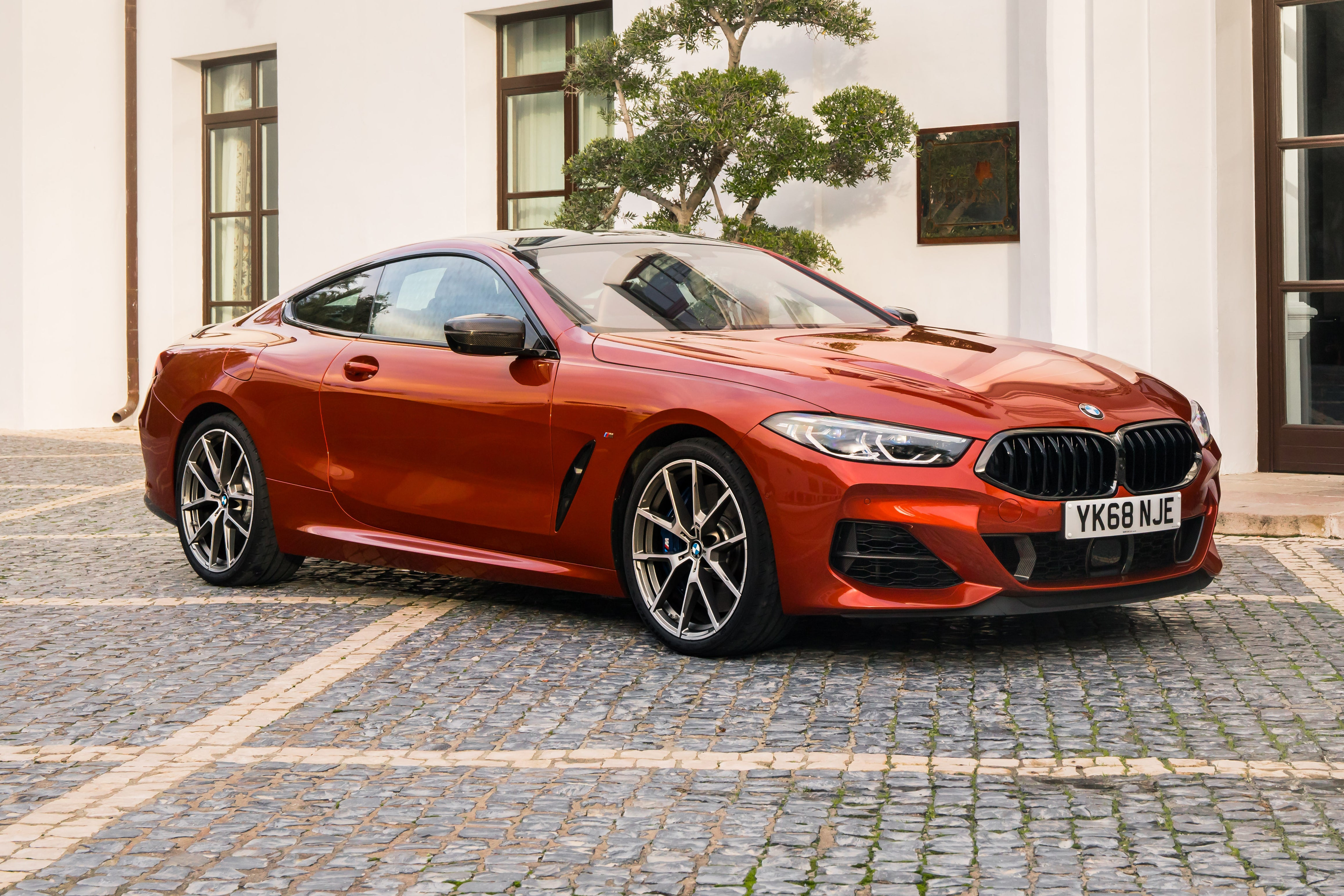 BMW 8 Series Exterior Front