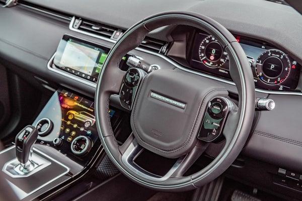 Range Rover Evoque 2019 front interior