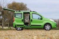 Fiat Qubo Side