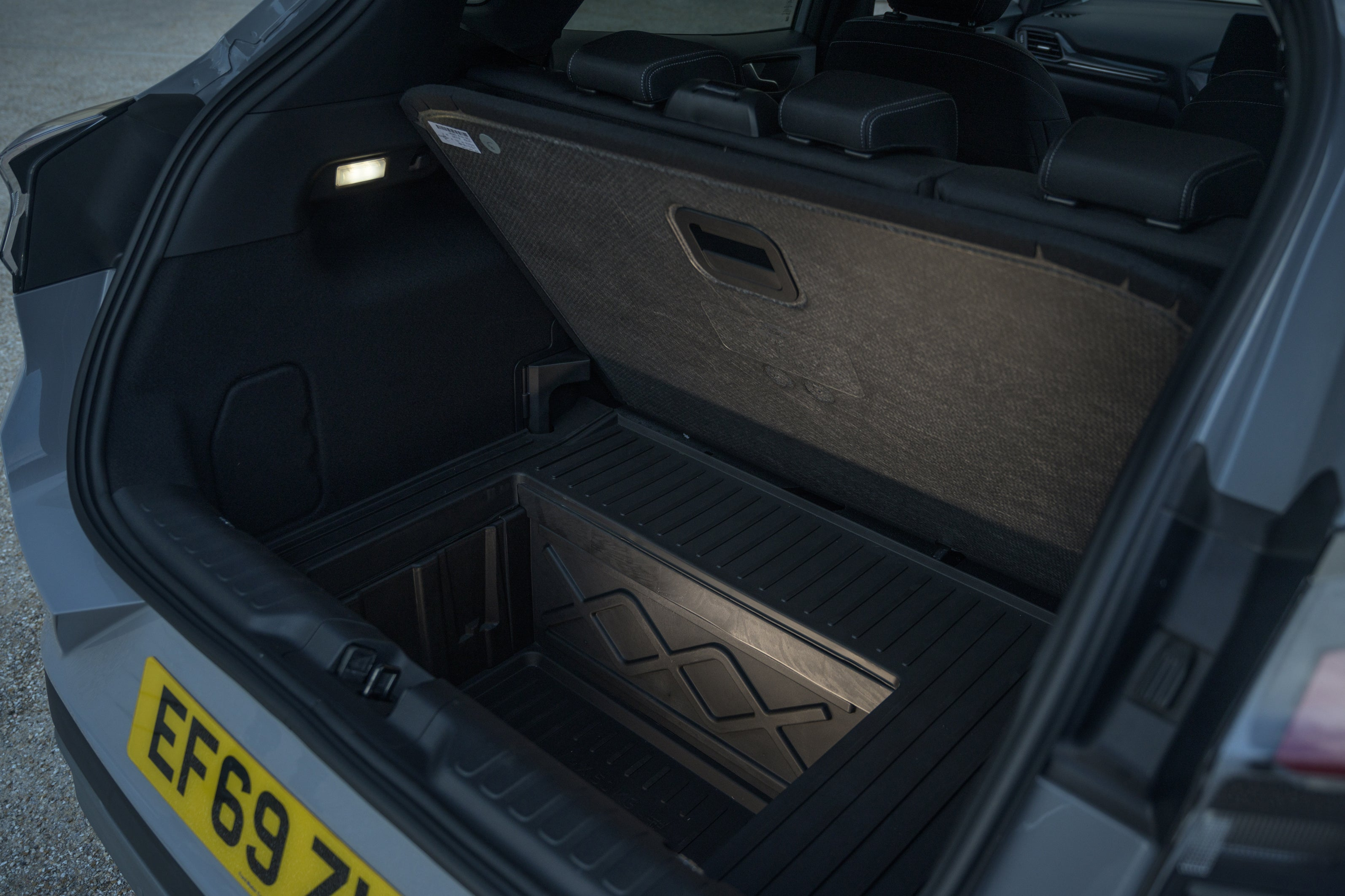 Ford Puma Boot