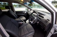 SsangYong Turismo Front Car Seats