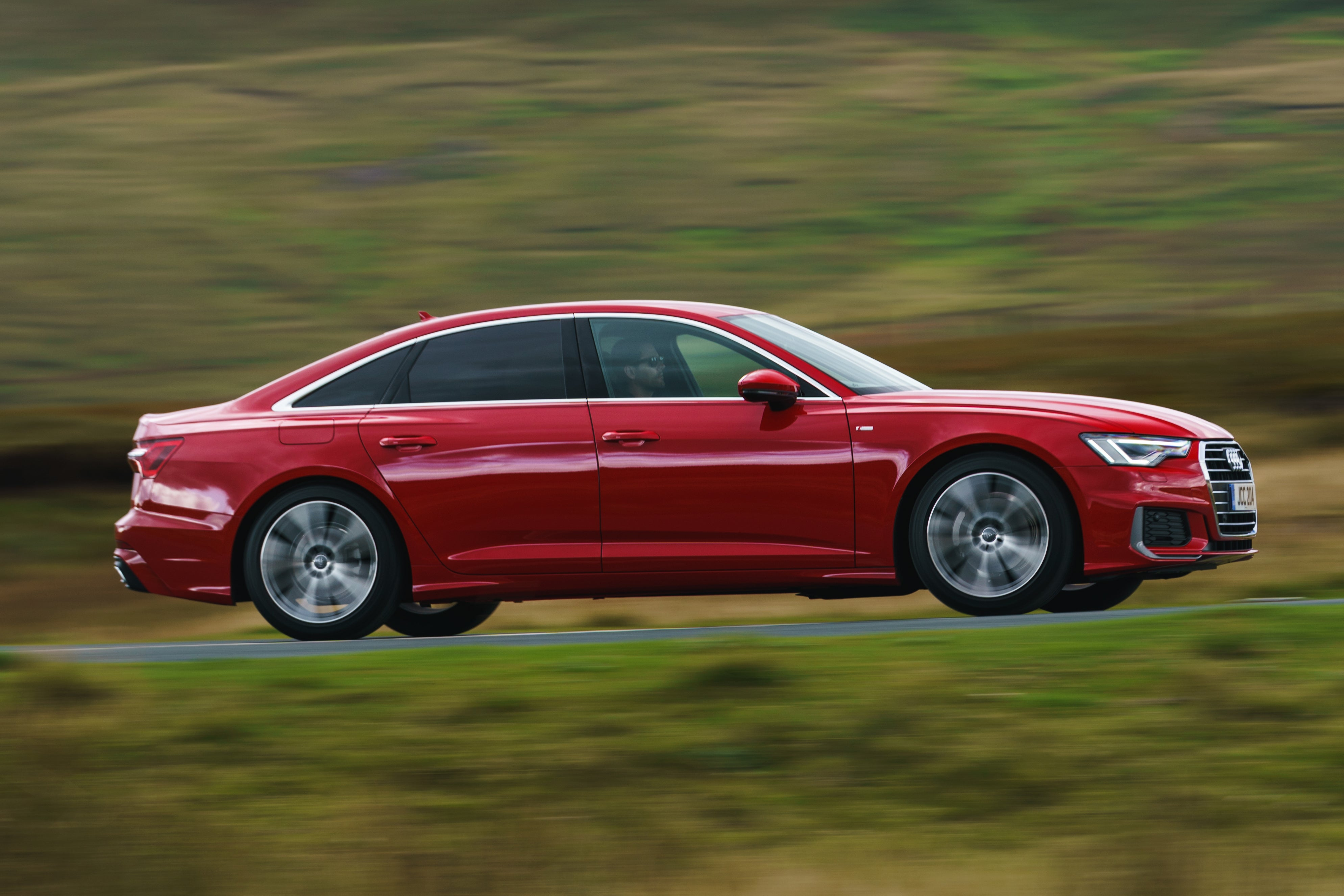 Audi A6 Driving Side