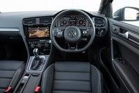 Volkswagen Golf R Driver's Seat