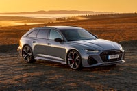 Audi RS6 Exterior Front