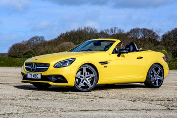 Picture of Mercedes-Benz SLC