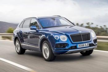 Picture of Bentley Bentayga