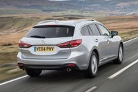 Mazda 6 Tourer backright exterior