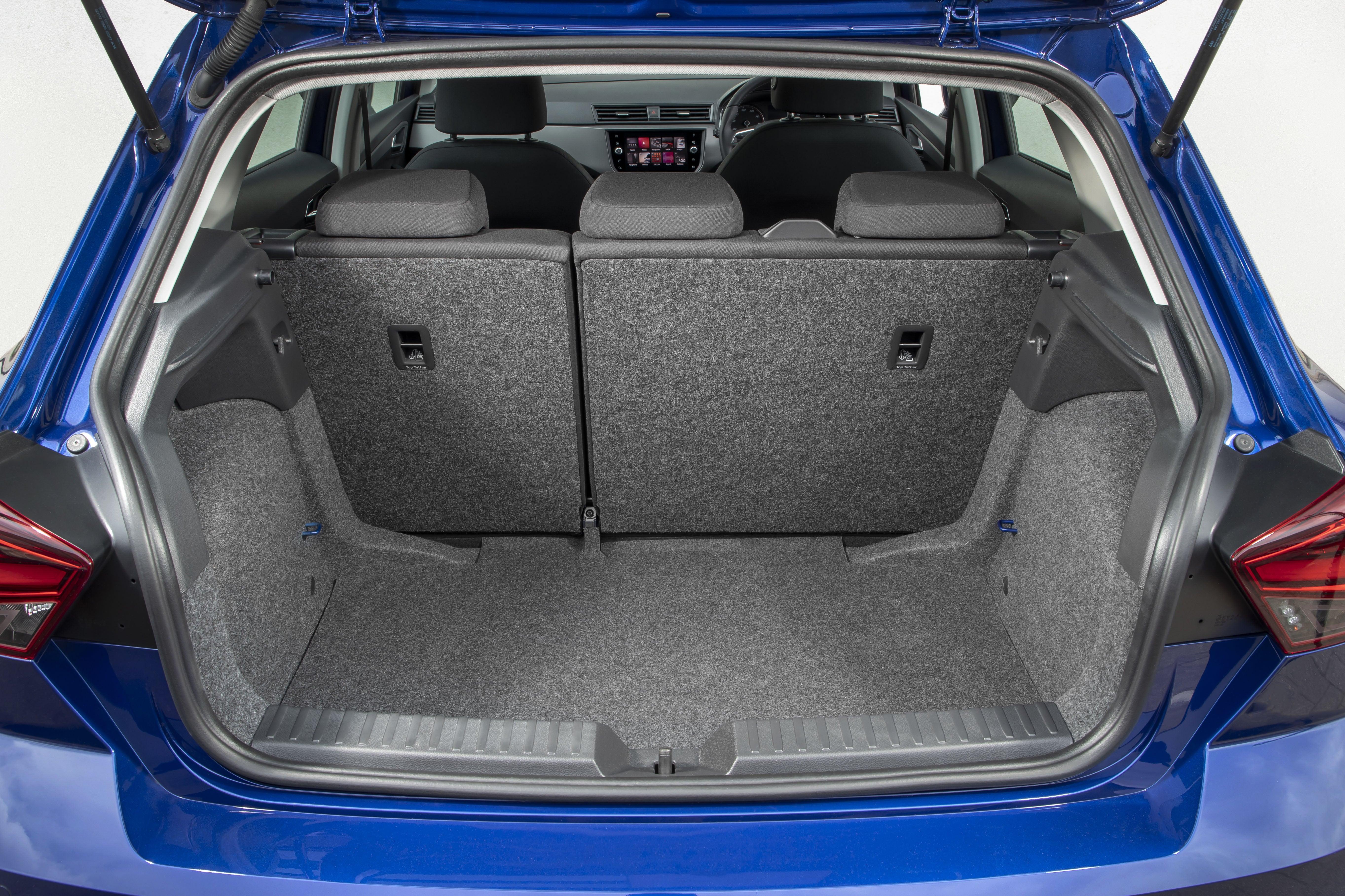 SEAT Ibiza Bootspace