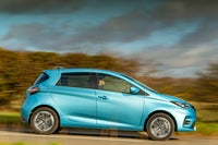 Renault Zoe Right Side View