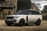 Range Rover  frontleft exterior