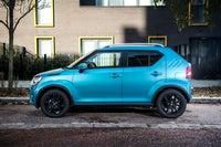 Suzuki Ignis Left Side View