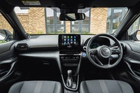 Toyota Yaris Cross Review: interior dashboard