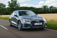 Audi A3 Sportback driving