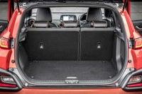 Hyundai Kona boot open