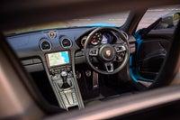 Porsche 718 Cayman Front Interior