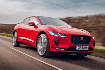Picture of Jaguar I Pace