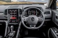 Renault Koleos Front Interior