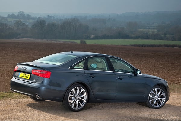 Audi A6 Exterior Back