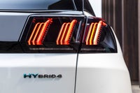 Peugeot 3008 Review 2021: tail lights