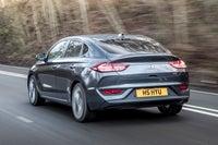 Hyundai i30 Fastback rear moving