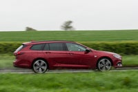 Vauxhall Insignia Sports Tourer Right Side View