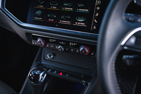 Audi Q3 Centre Console