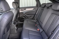 Audi A6 Allroad Backseat