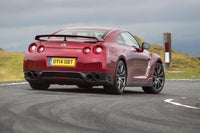 Nissan GT-R rear exterior
