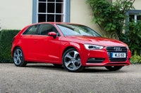 Audi A3 Exterior Front