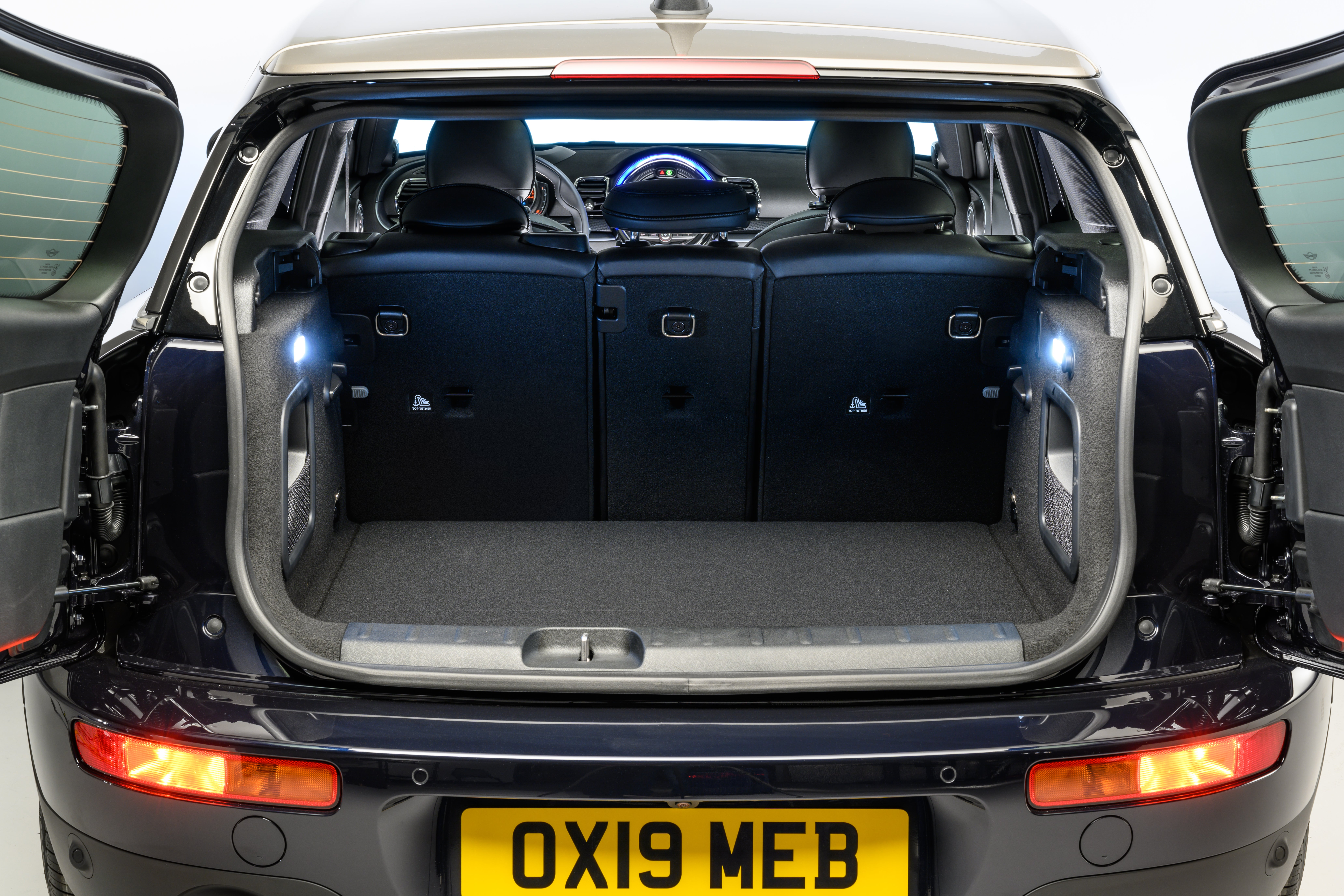 MINI Clubman bootspace