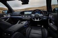 Mercedes GLE front interior