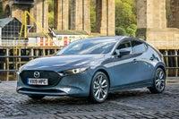 Mazda 3 (2019) frontleft exterior