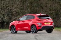 Hyundai Kona Review 2021 exterior static rear