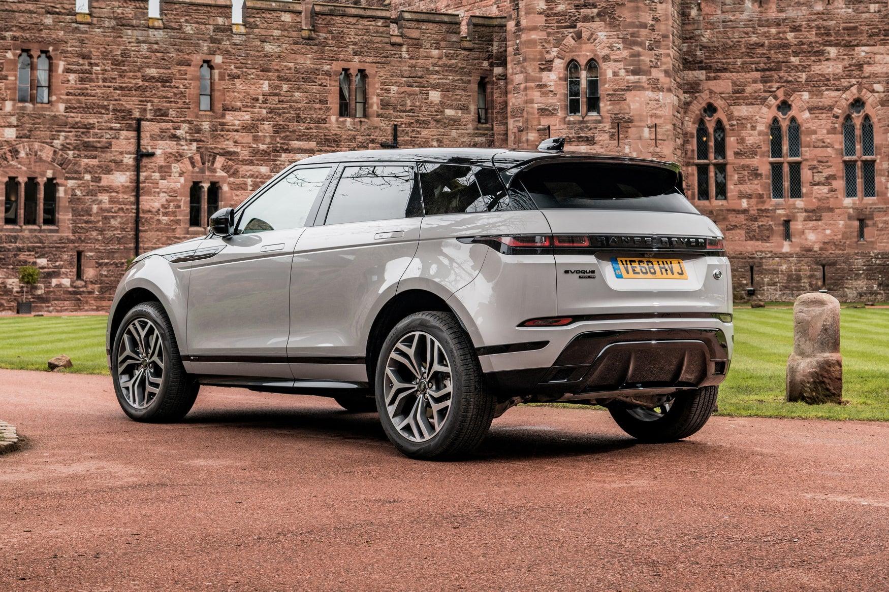 Range Rover Evoque 2019 backleft exterior