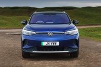 Volkswagen ID.4 static front