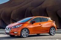 Nissan Micra right exterior