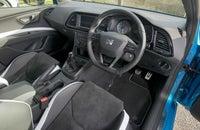 SEAT Leon Cupra Front Interior