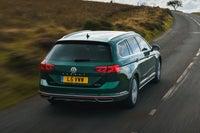 Volkswagen Passat Alltrack Rear View