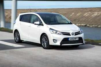 Picture of Toyota Verso