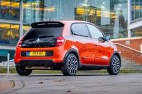 Renault Twingo Side Rear View